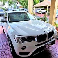 BMW X3 2,0L 2015
