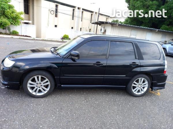 Subaru Forester 2,0L 2007-4