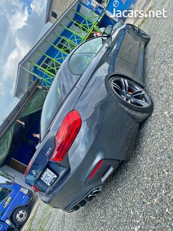 BMW M4 3,0L 2015-2