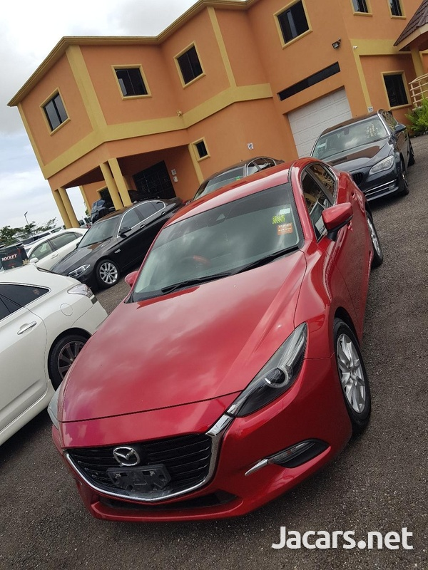 Mazda Axela 1,5L 2017-2