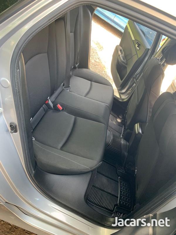 Honda Civic 1,6L 2017-8