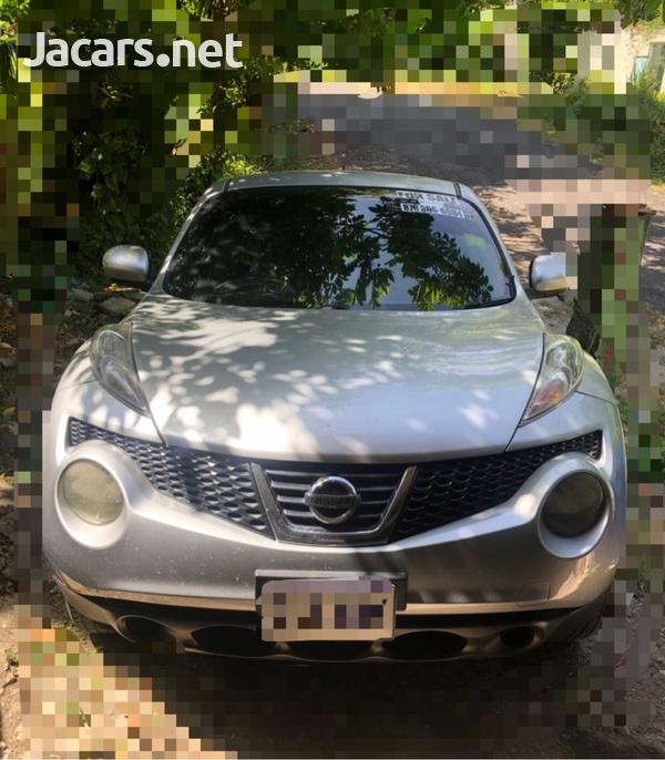 Nissan Juke 1,5L 2012-1