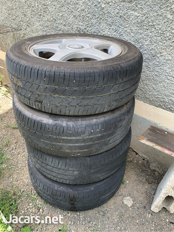 Stock rims and tires 8 lug-2