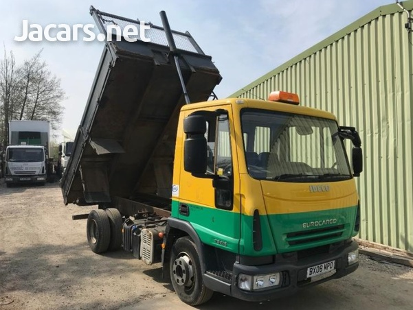 2008 IVECO TIPPER 7.5T Truck-1