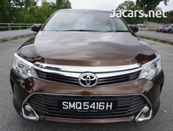 Toyota Camry 2,5L 2015-7