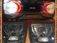 Panasonic Stereo.