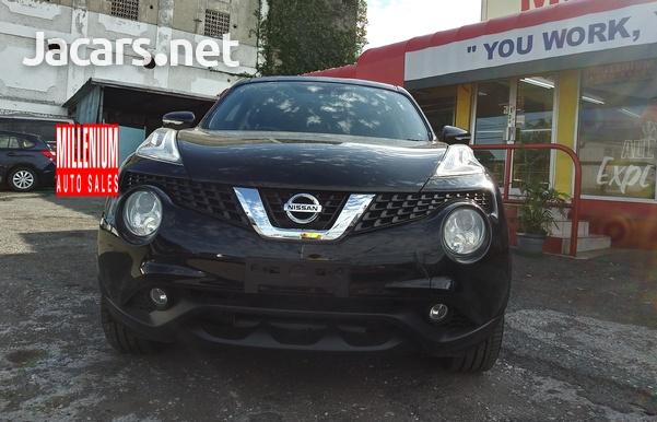 Nissan Juke 1,6L 2016-1