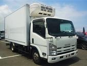 Isuzu Elf Freezer Truck 2014