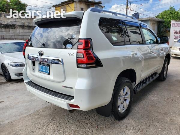 Toyota Land Cruiser Prado 2,7L 2018-5
