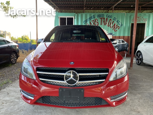 Mercedes-Benz B-Class 2,0L 2013-1