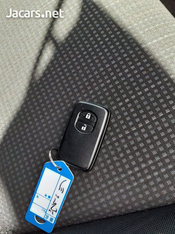 Toyota Vitz 1,3L 2015-14