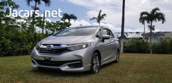 Honda Fit Shuttle 1,5L 2015-1