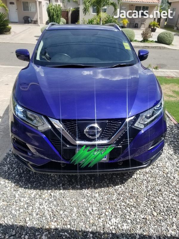 Nissan Qashqai 2,0L 2018-1