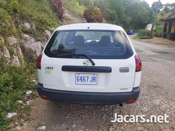 Nissan AD Wagon 1,5L 2008-4