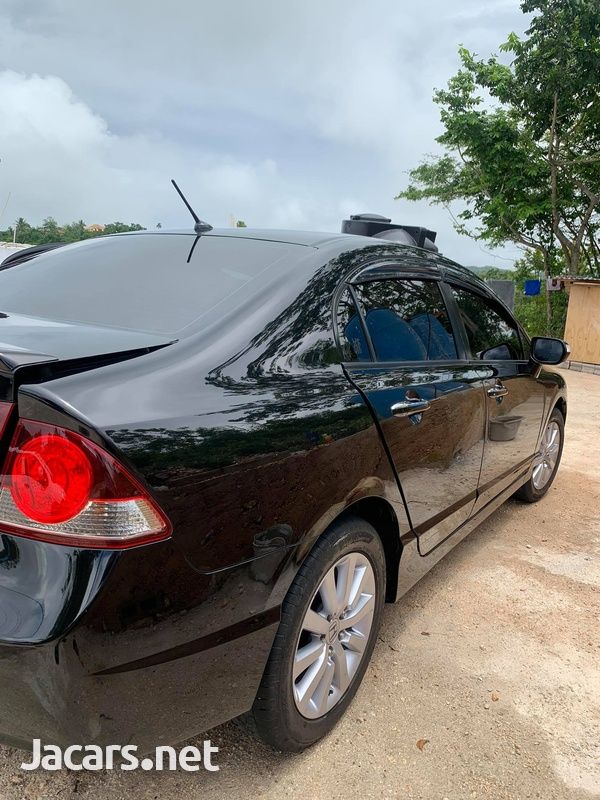 Honda Civic 1,7L 2010-5