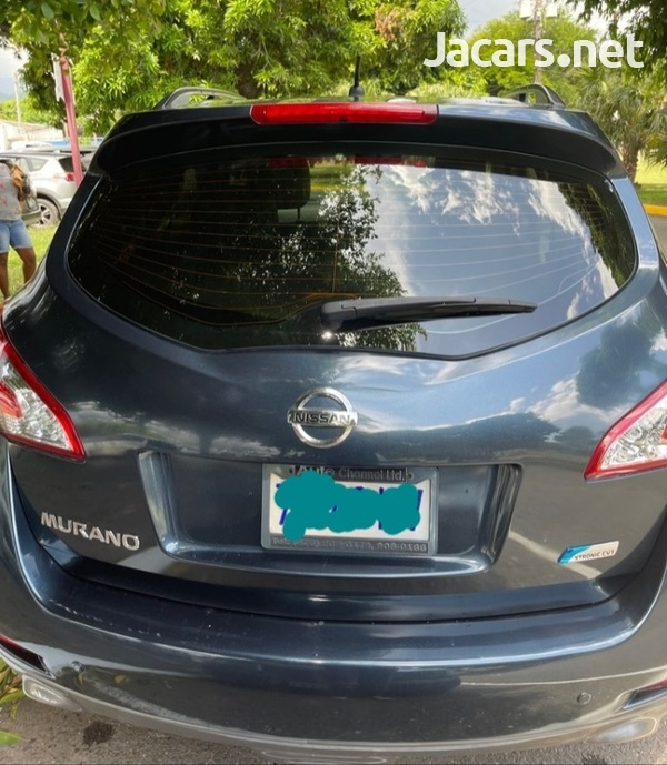 Nissan Murano 2,4L 2013-4
