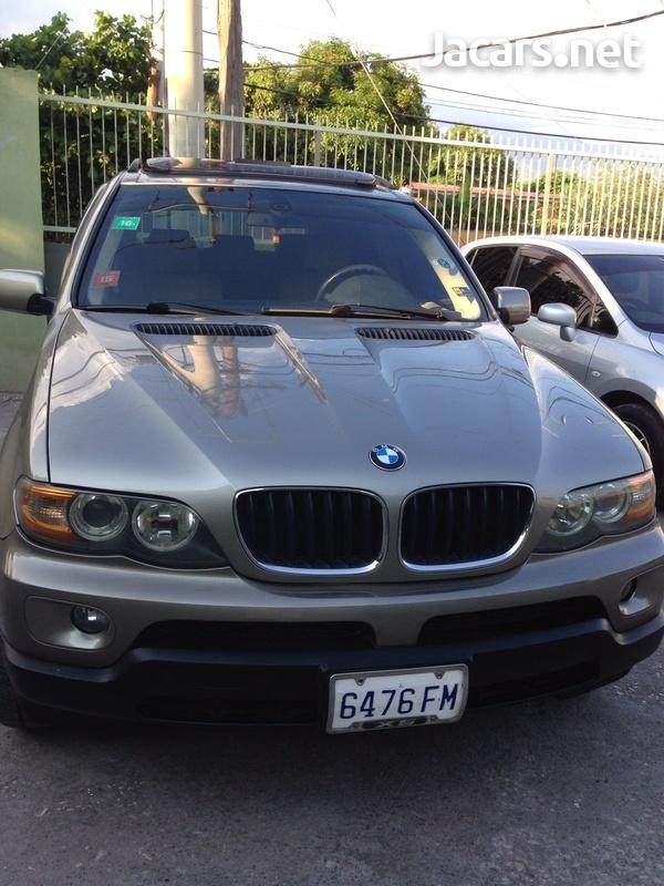 BMW X5 3,0L 2005-6