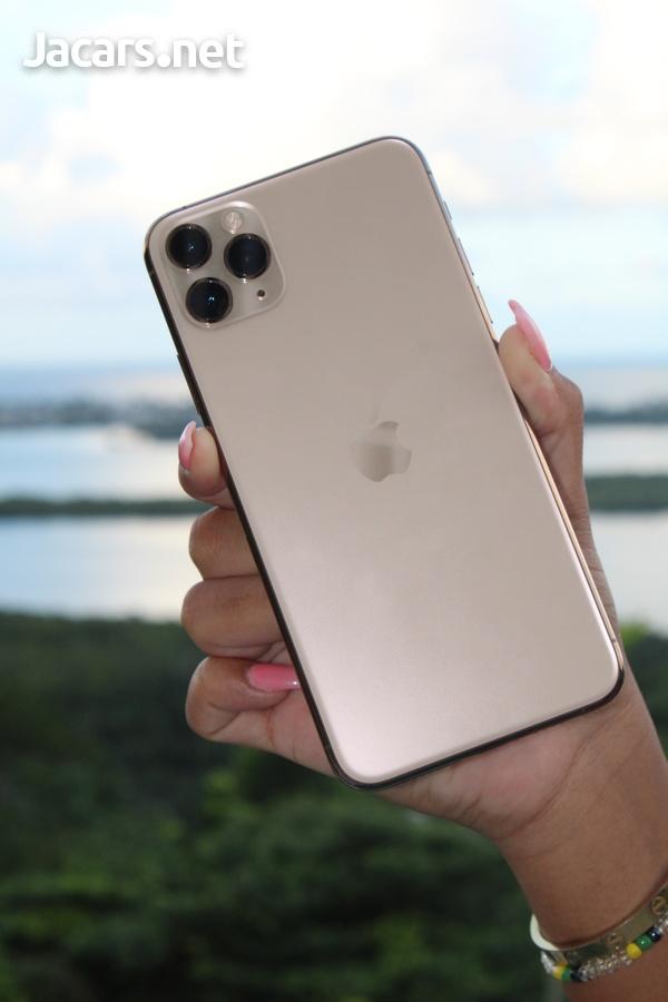 iPhone 11 Pro Max 256gb Mint Gold-6