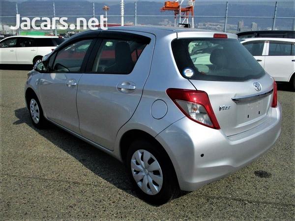 Toyota Vitz 1,5L 2014-2