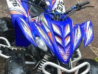 2006 Raptor 350cc Bike