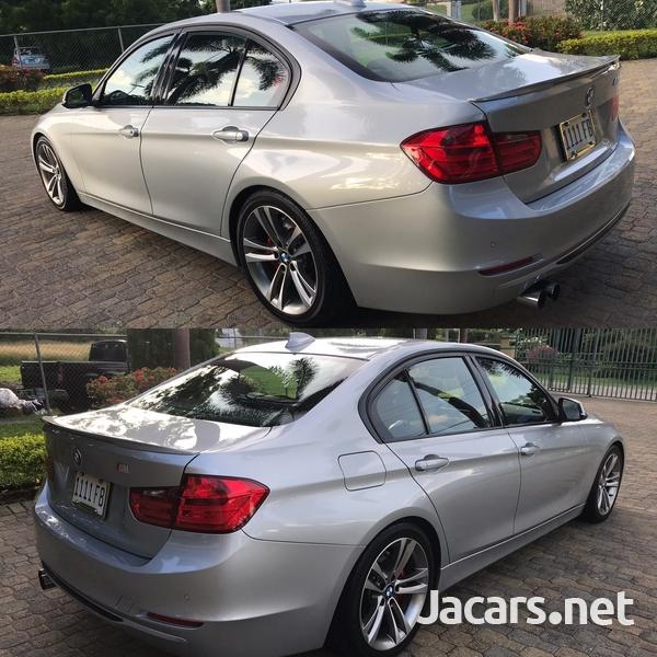 BMW M3 2,0L 2012-2