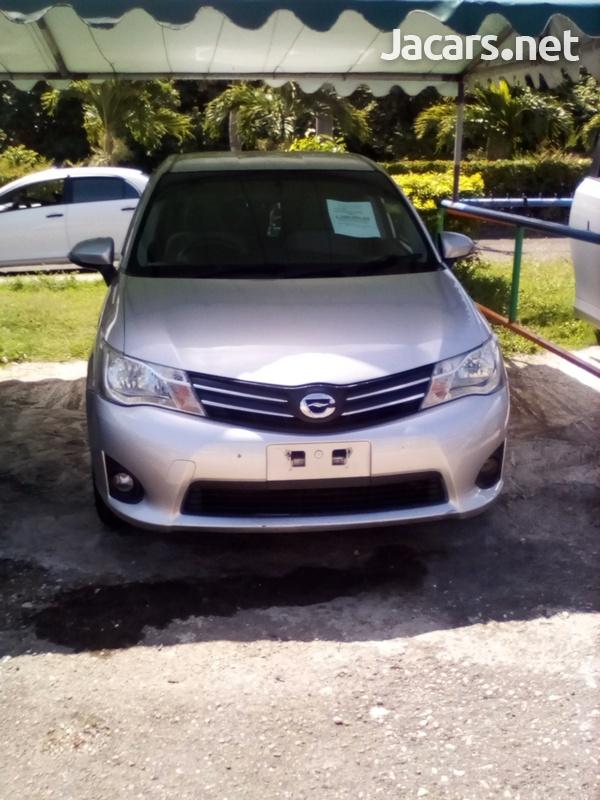 Toyota Axio 2,0L 2012-2