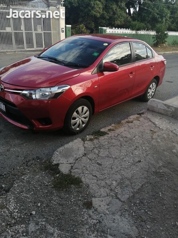 Toyota Yaris 1,3L 2015-1