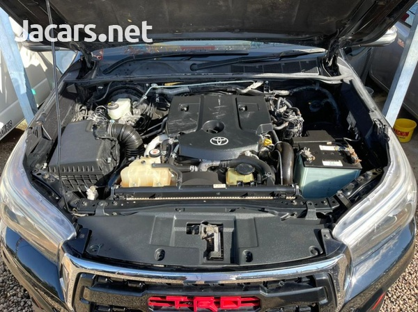 Toyota Hilux 2,8L 2017-11