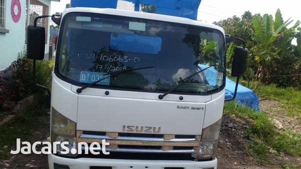 Isuzu N75/NQR Tipper Truck 2009-6