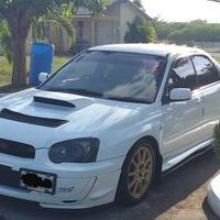 Subaru WRX 2,0L 2005