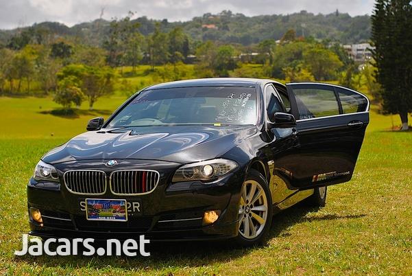BMW 5-Series 2,0L 2012-8