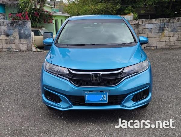 Honda Fit 1,5L 2018-1