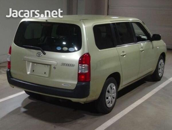 Toyota Succeed 1,5L 2016-4