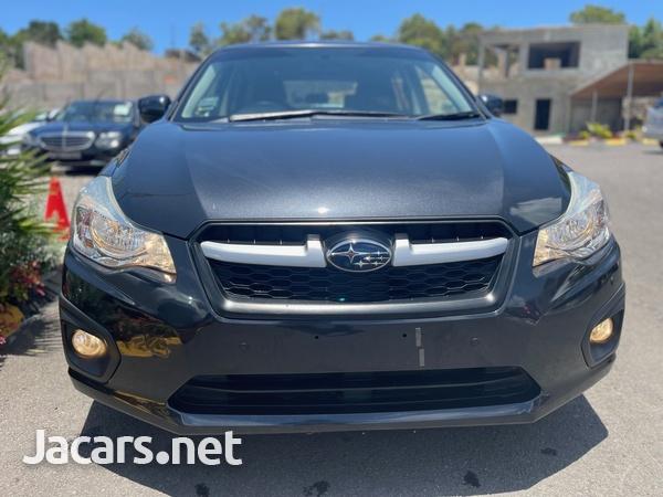 Subaru Impreza 1,6L 2015-2