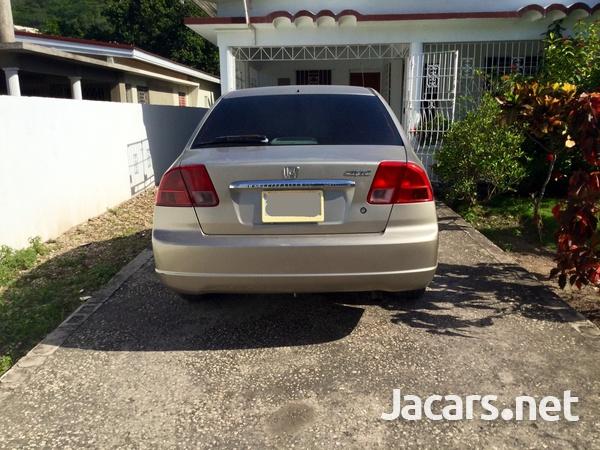 Honda Civic 1,4L 2001-3