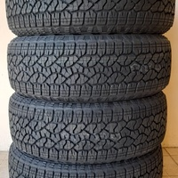 4 New GOODYEAR WRANGLER A/T TIRES