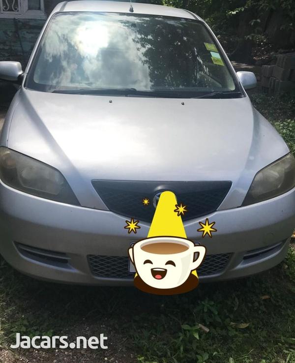 Mazda Demio 1,5L 2003-2