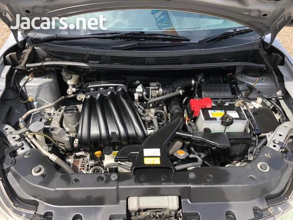 Nissan Wingroad 1,8L 2014-8