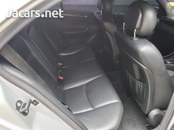 Mercedes-Benz C-Class 2,0L 2003-5