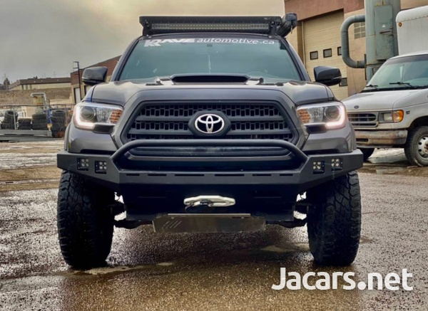 Toyota Tacoma High Clearance Front Metal Bumper Kit-1