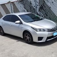 Toyota Corolla XLi 1,6L 2015