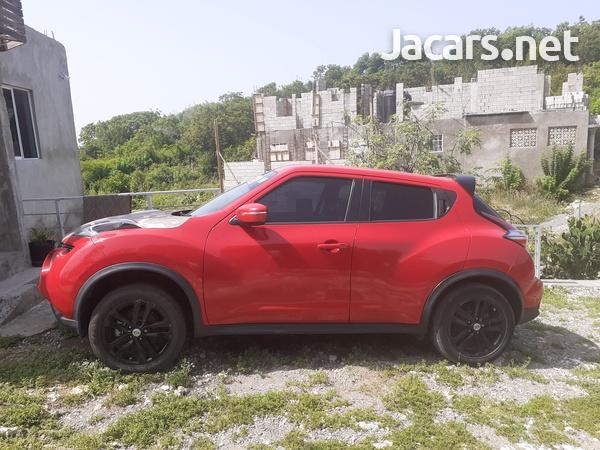 Nissan Juke 1,6L 2015-4