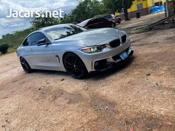 BMW 4-Series 2,5L 2014-2