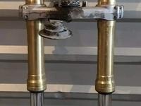 2003 to 2006 honda cbr 600rr fork suspension tubes