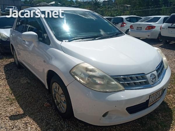Nissan Tiida 1,5L 2010-2