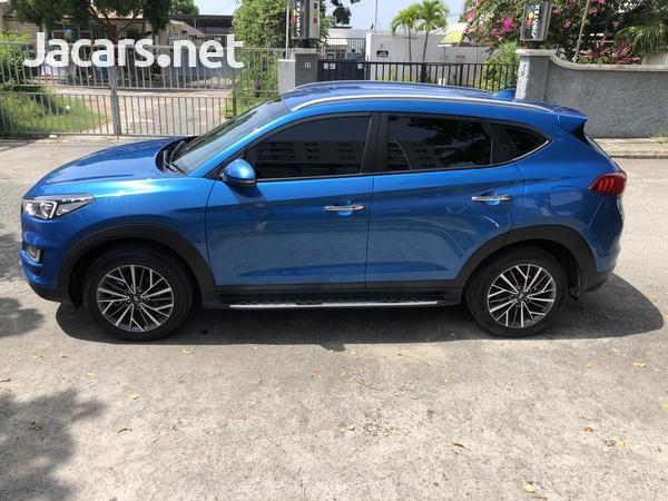 Hyundai Tucson 2,0L 2020-6