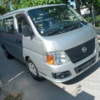 Nissan Caravan 2,5L 2011