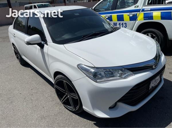 Toyota Axio 0,5L 2015-1