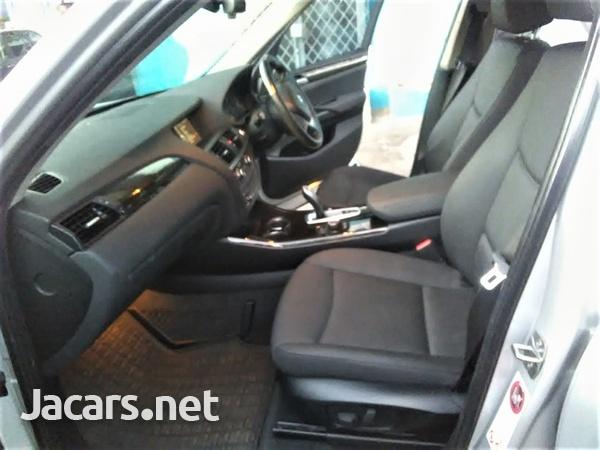BMW X3 2,0L 2013-7