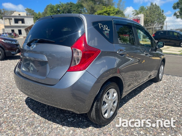 Nissan Note 1,2L 2015-6
